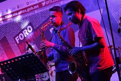 MX TV CONCIERTO SYLVIE HENRY (Secretaría de Cultura CDMX) Tags: zocalo filz foro 2018 liros editoriales eje4 musica haiti caribe jazz concierto méxico cdmx