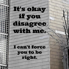 I Can't Force You... (teresue) Tags: wordsofwisdom wordstoliveby quotes quotations 2017 liverpoolone liverpool