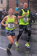 Birmingham Half-Marathon (2018) 22 (Row 17) Tags: uk gb greatbritain england westmidlands birmingham birminghamuk event sport competitors candid portrait olympus streetscene citylife runners