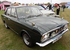1967 FORD CORTINA MK2 1600 E 1598cc FFB292F (Midlands Vehicle Photographer.) Tags: 1967 ford cortina mk2 1600 e 1598cc ffb292f