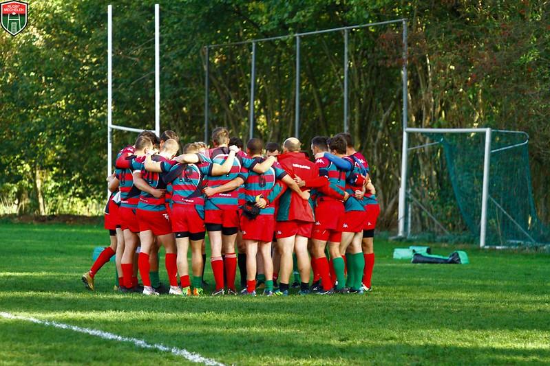 Senioren 1 Rugby Mechelen - Schilde