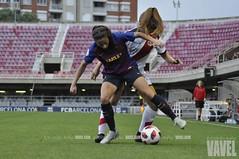 _DSC0027 (VAVEL España (www.vavel.com)) Tags: fcb barcelona barça femenino rayo liga goleada fútbol football futfem