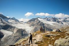 2018_09_16_Grossvenediger_IMG_3060 (homerj4y) Tags: 3657m alpenhauptkamm alpenverein alpinewelten berge bergfã¼hrer bergsteigen gipfel gletscher groãvenediger hochtour hohetauern kã¼rsingerhã¼tte nebel nessie osttirol salzuburg seilschaft steigeisen stirnlampen venedigergruppe wanderung wolken alpen andi nacht sonnenaufgang veronika bergführer grosvenediger kürsingerhütte pilz vanessa