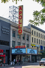 It's Showtime at the Apollo (Eridony (Instagram: eridony_prime)) Tags: newyorkcity newyorkcounty newyork nyc manhattan uppermanhattan harlem centralharlem theater theatre constructed1914 historic nrhp nationalregisterofhistoricplaces