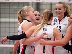 P2138836 (roel.ubels) Tags: sliedrecht sport topsport volleybal volleyball uvc holding graz cev champions league debasis