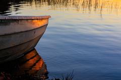 Autumn reflection (Antti Tassberg) Tags: bokeh landscape pitkäjärvi auringonlasku reflection syksy vene espoo suomi jupperi aurinko autumn boat fall finland järvi lake scandinavia sun sundown sunset uusimaa fi