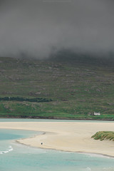 solitary life (Blair McHattie Photography) Tags: sea cloud hills water outerhebrides scotland westernisles westcoast coastline lonely isolation