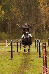Knights of Mayhem, PM joust (Pahz) Tags: knightsofmayhem kom knight joust jousting jouster horse lance shield charlieandrews agatheringofroguesruffians grr2018 pattysmithgrr renaissancefairephotographer renaissancefaire renfaire renfest nikond7200 tamron16300mm nikon tamron baraboowi circusworld grr