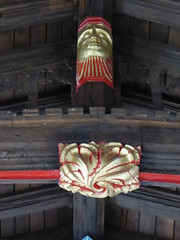 Roof Bosses, Sileby (Aidan McRae Thomson) Tags: sileby church leicestershire medieval carving roofboss bosses