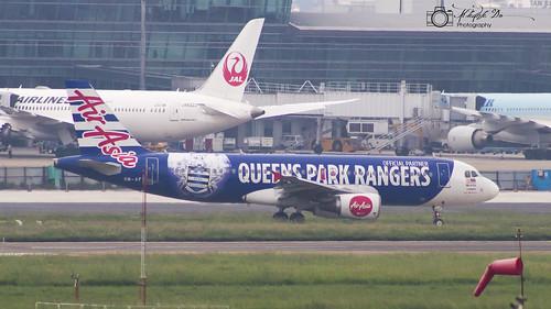 Air Asia A320 9M-AFV (Queen Park Ranger)