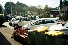 2018 Parking Lot .. (Matthew Paul Argall) Tags: canonsnappy20 fixedfocus 35mmfilm ultramax kodakultramax400 kodak400 400isofilm parkedcars parkinglot 2018 2010s untouchedandunedited cars vehicles automobiles transportation