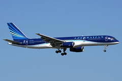 4K-AZ12   Boeing 757-22L   Azerbaijan Airlines (JRC   Aviation Photography) Tags: azalazerbaijanairlines azal azerbaijanairlines 4kaz12 ist ataturk istanbulataturk ltba boeing757200 boeing757 boeing 757 757200