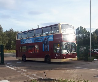 Go North East 6939 ex EYMS Riverside depot.