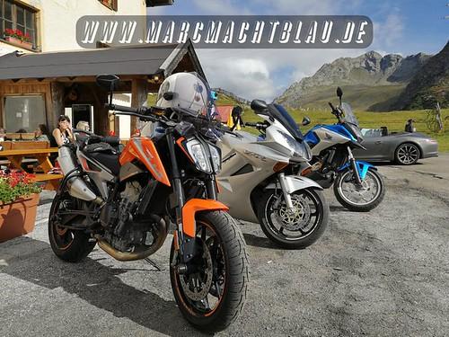 """Südtirol Motorrad Urlaub #Motorrad #Ktm #Honda #Jaufenpass • <a style=""""font-size:0.8em;"""" href=""""http://www.flickr.com/photos/142542829@N07/44920859861/"""" target=""""_blank"""">View on Flickr</a>"""