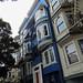 San Francisco - Blue Façade