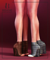 [BREATHE]-Kayo@Fameshed ([Breathe]) Tags: breathe secondlife mesh heels slink maitreya belleza fameshed playgirl chain