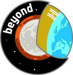 Beyond mission logo (europeanspaceagency) Tags: esa europeanspaceagency space universe cosmos spacescience science spacetechnology tech technology humanspacefllight lucaparmitano beyond iss internationalspacestation astronaut missionlogo