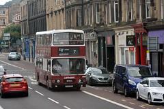 322 (Callum's Buses and Stuff) Tags: lothianbuses lothian lothianreginaltransport lrt bus gogerburn edinburgh edinburghbus olympian rh alexander leyland buses busesedinburgh 25 e322wsg