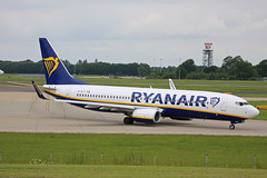 EI-GJT Boeing B737-8AS Ryanair Stansted 02nd June 2018 (michael_hibbins) Tags: eigjt boeing b7378as ryanair stansted 02nd june 2018 ei ireland irish b737 europe european aircraft aeroplane aviation aerospace airplane air aero airport airports airliner passanger passenger civil commercial