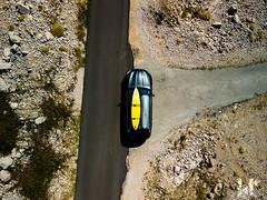 seeking for the perfect spot (rungegraphy) Tags: surfing drone windsurfing kustici novalja croatia travel droneshot car road roadtrip zubovici