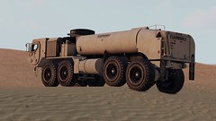 At the Ready (7th Cavalry Combat Camera) Tags: m978 fuel truck us army gaming milsim 7th cavalry regiment