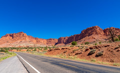 June 18, 2018-DSC_0919_J (Bert_T_TX) Tags: landscape desert utah arizona rock red moab bryce grand canyon arches sedona rocks sky blue flower sand rocky travel adventure colorado river road highway view viewpoint kodachrome colorful history old bees plants flowers arch window windows orange green