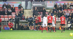 Lewes 3 Worthing 4 03 10 2018-283.jpg (jamesboyes) Tags: lewes worthing sussex football soccer fussball calcio voetbal amateur bostik isthmian goal score celebrate tackle pitch canon 70d dslr