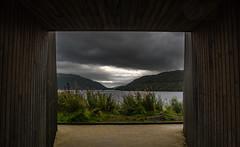 Loch Lomond 3b (Bilderschreiber) Tags: loch lomond scotland see schottland durch through wolke cloud