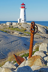 DSC03195 - Peggy's Cove Lighthouse (archer10 (Dennis) 196M Views) Tags: sony a6300 ilce6300 18200mm 1650mm mirrorless free freepicture archer10 dennis jarvis dennisgjarvis dennisjarvis iamcanadian novascotia canada peggyscove fishing village