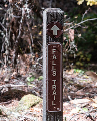 Marker_120006 (gpferd) Tags: sign burney california unitedstates us