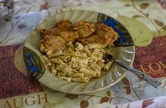 Gluten Free Pasta and BBQ Organic Chicken (Happy Autumn Everyone!!!) Tags: food slowfood imadethis iatethis