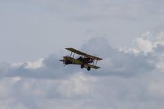 IMG_5187 (routemaster2217) Tags: clactononsea clactonairshow clactonairshow2018 airshow airdisplay aviation aircraft aeroplane bremontgreatwardisplayteam biplane triplane wwi worldwarone worldwar1 greatwar