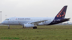 EIFWD Sukhoi Superjet Brussels Airlines (Anhedral) Tags: einn snn shannonairport airplane eifwd sukhoi ssj100 brusselsairlines cityjet