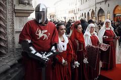 Processione San Costanzo (marcosmallred) Tags: perugia1416 umbria umbrien umbrie medioevo medieval medioevale middleage reenact reenactors reenacting rievocazioni