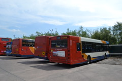 Stagecoach Cumbria & North Lancashire 52414 P114DCW & 22149 S149TRJ (Will Swain) Tags: lillyhall depot open day 26th may 2018 bus buses transport travel uk britain vehicle vehicles county country england english north west williamsdigitalcamerapics101 stagecoach cumbria lancashire 52414 p114dcw 22149 s149trj