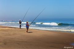Angler at Long Beach between Walvis Bay & Swakopmund (astrofan80) Tags: afrika angler atlantik meer namibia personen strand swakopmund urlaub walvisbay wüste erongo na