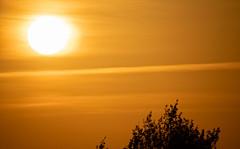 Dialogue (Maurizio Scotsman De Vita) Tags: natura landscape sunset nature mountains italia panorama clouds cielo tramonto montagne paesaggio sky nuvole colourful colorato livecolours