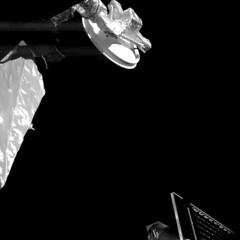 BepiColombo images high-gain antenna (europeanspaceagency) Tags: esa europeanspaceagency space universe cosmos spacescience science spacetechnology tech technology bepicolombo bepi mpo mtm mercury solarsystem jaxa aerospace 宇宙航空研究開発機構 isas mmo 水星探査計画bepicolombo 水星磁気圏探査機mmo 水星探査 antenna selfie blackandwhite bnw bw blackwhite