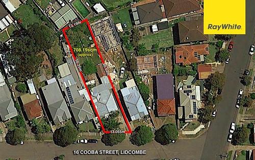 16 Cooba St, Lidcombe NSW 2141