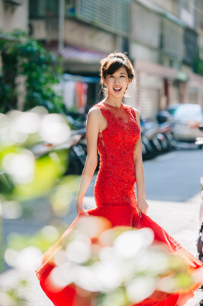 青青食尚花園會館美式婚禮,美式婚禮拍攝