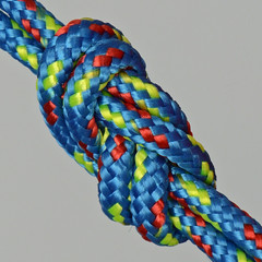 ▶ Make mine a double please.... (Bryan & Jan) Tags: macro macros closeup closeups smileonsaturday knotsobad cord rope line knots knot nikon nikon105mmf28mm