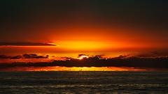 Hypnotizing Sunset (Part I) (Jörg Bergmann) Tags: islascanarias lumixgvario35100f4056 lagomera lapuntilla panasonic35100mmf4056 panasonicdmcgm1 papaya vallegranrey atardecer canarias canaryislands cliffs clouds coast españa gm1 gomera lumix m43 mft micro43 microfourthirds ocean orange panasonic puestadesol rocks sea seascape sky spain sundown sunset travel wallpaper water μ43 october 2018 fall autumn crepúsculo sonnenuntergang contraluz backlight otoño herbst