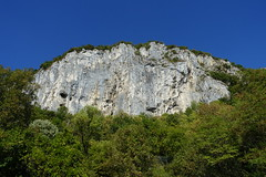 Talabar cliff @ Petit Port @ Annecy-le-Vieux (*_*) Tags: annecylevieux annecy hautesavoie france 74 europe savoie september 2018 summer été petitport lake lakeannecy lacdannecy lac talabar montveyrier cliff