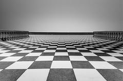 Scacchi (TS446Photo) Tags: longexposure lego game chess piece board checkered check black white nikon nikonpro dxo adobe sand storm seaside coast monochrome fineart