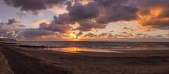 Sunrise at Sandown (gaztotalmods) Tags: