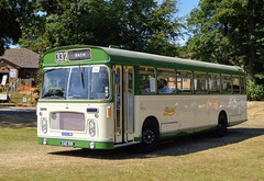 1257 DAE511K (PD3.) Tags: bristol rell re ecw omnibus 1257 dae511k dae 511k bus buses psv pcv hampshire hants england uk alton anstey park mid railway watercressline water cress line preserved vintage 15 07 2018 july rally running day