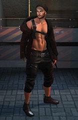 I Don't Belong (CodyAdored) Tags: legal insanity second life male fashion virtual reality