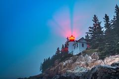 Bass Harbor Head Lighthouse (broadleafmedia) Tags: lighthouse maine bass harbor state park usa nikon d600 head