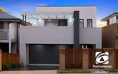 38 Caballo Street, Beaumont Hills NSW