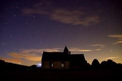 St Huberts Church (Sarah Marston) Tags: sthubertschurch finchdean hampshire church stars nightsky longexposure night sony a77 alpha september 2018